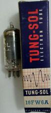 18Fw6A Nos vacuum tube Tung-Sol