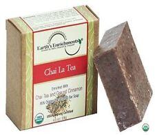 Moisturizing Bar Soap - USDA Organic Chai Tea | Coconut Oil | Aloe Vera