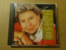 CD / CHRISTA LUDWIG - CHARLES SPENCER: FAREWELL TO SALZBURG (RCA RED SEAL)