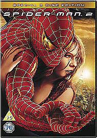 Spider-Man 2 (DVD, 2009)