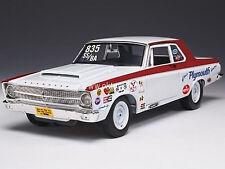 1965 Plymouth Belvedere Street Racer w/ decals 1/504 1:18 Highway 61 50625