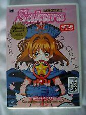 CardCaptor Sakura v.16 DVD Eps.60-63 w/collectable postcard New Sealed