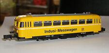 Arnold 2913 N 1:160 INDUSI MESSEWAGEN DB gelb 724 001-3 NEU ohne OVP