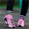 Women's Trainers Casual Breathable Sport Running Superstar Sneakers Tennis Shoes