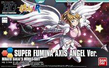 HG Gundam Build Fighters Super Fumina Axis Angel ver. 1/144 model kit 054 Bandai