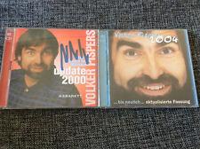Volker Pispers [4 CD] Damit müssen sie rechnen (SIGNIERT AUTOGRAMM)+ bis neulich