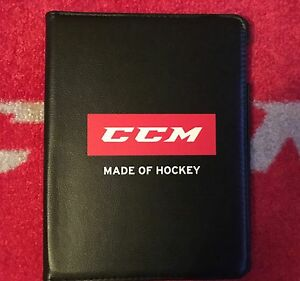 CCM Hockey Branded Apple iPad Case Cover