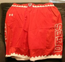 XX-Large NCAA Utah Utes Womens Boundary Shorts Black