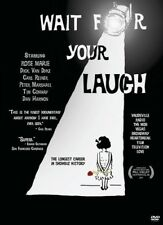 Wait For Your Laugh [New DVD]