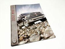 2011 RAM 1500 Pickup Truck Brochure