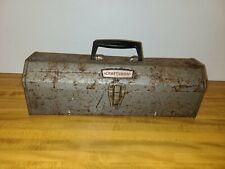 Vintage CRAFTSMAN TOMBSTONE TOOLBOX