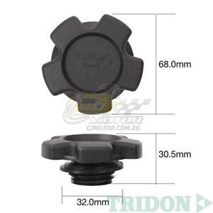 TRIDON OIL CAP FOR Honda Prelude BA4, BA5 08/87-12/91 4 2.0L B20A6 TOC515