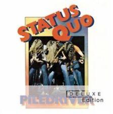 Status Quo Piledriver Deluxe Edition CD 2 Disc Rock 2014