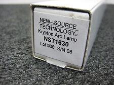 Krypton Laser Arc Lamp Quantronix 2601-00476 NST 1630 80mm Arc Length 6.2mm OD
