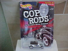 Hot Wheels Cop Rods 32 Ford Vicky