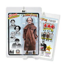 The Three Stooges 8 Inch Action Figures: Monk Larry