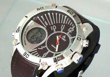 XXXL a-jcky reloj multifunción señores impermeable marrón look reclamo Box