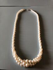 Pretty White Necklace