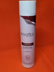 Rooted Rituals Ginger Root & Charcoal Clarifying Shampoo 10.1 Fl. OZ