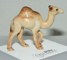 """Little Critterz Miniature Porcelain Animal Dromedary Camel """"Patient"""" LC971"""