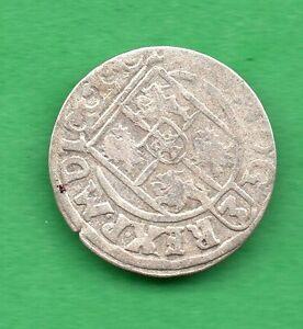 Poland Dreipolcher 1/24 Taler Poltorak 1627 Sigismund III Vaza Sweden 906