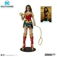 DC MULTIVERSE WONDER WOMAN 1984 18CM ACTION FIGURE