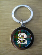 GRANT CLAN KEY RING (METAL) IMAGE DISTORTED TO PREVENT INTERNET THEFT