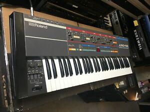 Roland Juno106 Juno 106 Vintage Analog Synth Keyboard 61 key Old one //ARMENS