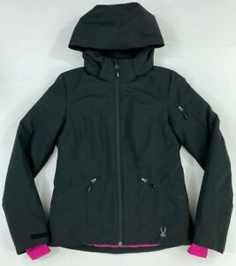Spyder Project Womens Ski Snowboard Jacket Ladies Winter Snow Coat UK8 RRP£360