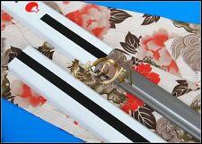 "S1813 ANIME NARUTO SASUKE KUSANAGI SWORD BRUSH BLADE HAMON EDGE NEW EDITION 41"""