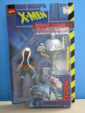 X-Men Robot Fighters: Storm Action Figure (1997) NOC