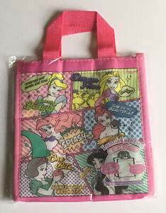 Disney Princess Lunch Bag Insulated New Japan Import