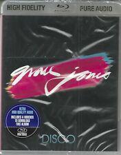 GRACE JONES-DISCO/ULTRA HIGH QUALITY AUDIO