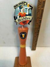 BRISTOL BREWING BEEHIVE HONEY WHEAT draft beer tap handle. COLORADO