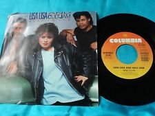 "LISA LISA AND CULT JAM 'HEAD TO TOE' USA  IMPORT 7"" SINGLE  ~ EX / VG"