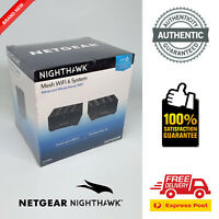 Netgear Nighthawk MK62 WiFi 6 Mesh System (BRAND NEW OPEN BOX, AUTHENTIC)