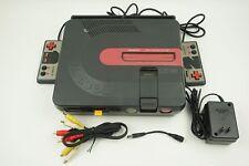 Sharp Twin Famicom Black Console NES From Japan