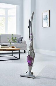 Tower Upright Vacuum Cleaner [XSV50] HEPA Filter - Handheld Mode, Folding Handle
