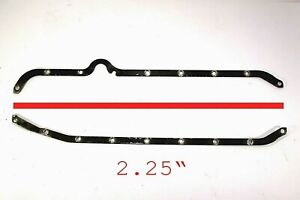 MerCruiser Sterndrive 5.0 5.7 Oil Pan Reinforcement Rail 14082340 14082341