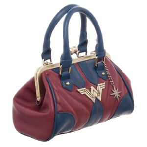 Wonder Woman Costume Inspired Women's Handbag