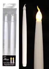 Decor Lites LED Konus Kerzen - 2er Pack