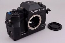 【EXC++++】 Contax RTS III 35mm SLR Film Camera Body from Japan #513