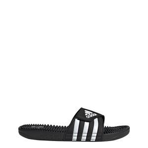 Adidas Adissage Black Slides Shower Sandal Athletic Sport F35580 Mens Size 10-11