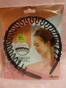 Comfy Soft plastic comb Hair Band  Headband Supple comb teeth  New