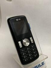 LG GB102 - Black (Unlocked) Mobile Phone