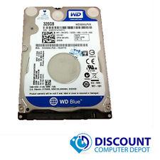 """Apple Macbook Pro 2.5"""" 320GB 5400RPM SATA HDD W/ OSX 10.11 El Capitan Install"""