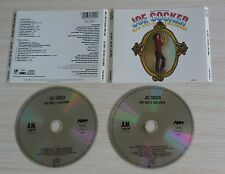 2 CD album JOE COCKER MAD DOGS & ENGLISHMEN 19 TITRES