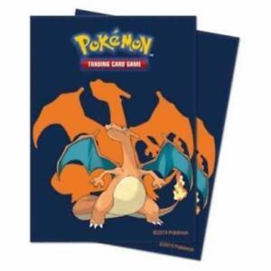 Pokemon / Ultra Pro Deck Protector Sleeve - Charizard