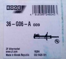 New Pair Boge 36-GO7-A & 36-G06-A Front shocks Volvo S60 S80 V60 V70 XC70 Mondeo
