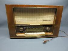 Nordmende Tannhäuser  57 3D   Röhrenradio.